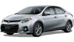 toyota corolla similar cars car rental guide rental car options alamo rent a car