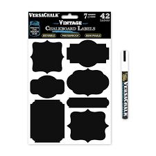 amazon com 42 vintage black vinyl chalkboard kitchen pantry