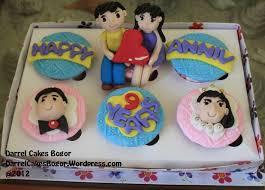 wedding cake bogor wedding anniversary cup cakes darrel cakes bogor