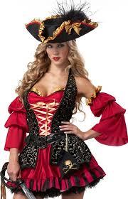 women u0027s spanish pirate costume pirate wench costumes