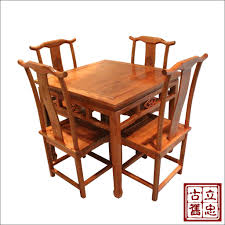elm wood antique dining table chairs plaid chain of wholesale