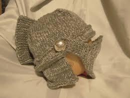 crochet pattern knight helmet free the knights who say knit
