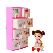 Barbie Princess Bedroom by Aliexpress Com Buy New Printing Closet Wardrobe For Barbie Doll