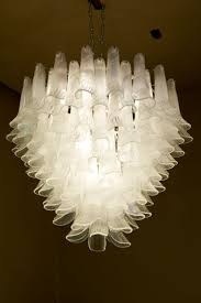 Glass Chandeliers For Dining Room Best 25 Glass Chandelier Ideas On Pinterest Dining Chandelier