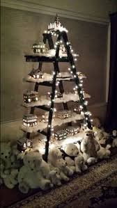 mini lights for christmas village a mini christmas village in your home here are 15 ideas to inspire