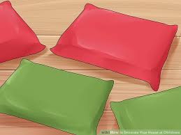 Decoration Christmas Wikipedia by 3 Ways To Decorate Your House At Christmas Wikihow
