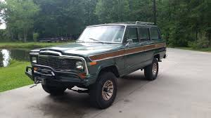 lowered jeep wagoneer daily turismo april 2016
