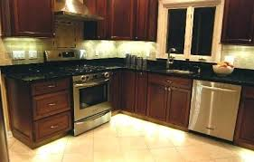 Kitchen Cabinet Lights Led by Kitchen Cabinets Under Cabinet Lighting Led Strips Ultra Thin