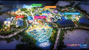 Dubai On Map Motiongate Theme Park Dubai Book Motiongate Tickets Online