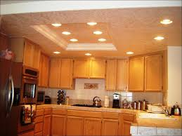 kitchen recessed kitchen ceiling lights installing can lights in