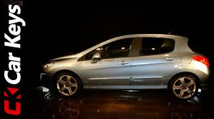 peugeot compact car peugeot 308 2013 review car keys youtube