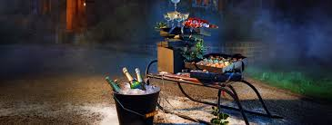 christmas party catering london penniblack