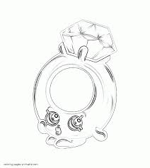 shopkins giant coloring book roxy ring