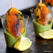 cocktail idli kebabs with chutney shots recipe kebabs diwali