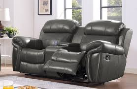 Power Sofa Recliners Leather Paloma Power Sofa Recliner La Furniture Center