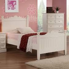 White Princess Bed Frame Princess Children S Bed