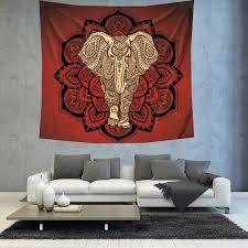 22 best elephant boho wall decor images on pinterest mandala