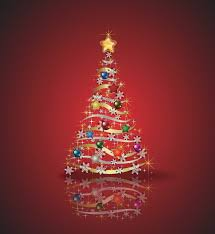 abstract tree with ornaments free vectors 365psd