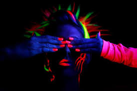 glow paint uv reactive paint give any person the ability to paint