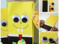 spongebob party ideas your child will be amazed by these spongebob crafts and diy party