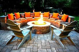 Butterfly Patio Furniture by Garden With Butterfly Chairs And Fire Pit Warm And Useful