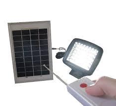 solar led flood lights solar led flood lights with remote control capricorn blackfrog solar
