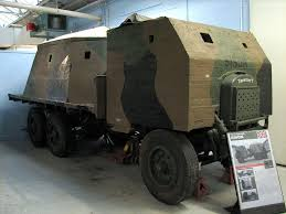 ww2 military vehicles bison mobile pilboxes