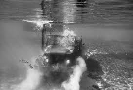 jeep snorkel underwater how to drive under water