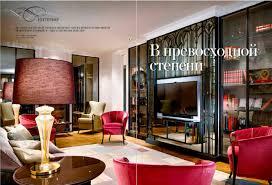 salon du luxe публикация в журнале salon de luxe
