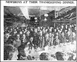 thanksgiving traditions and history brownstoner