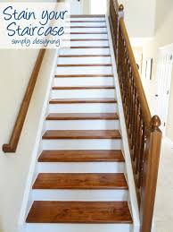 How To Refinish A Banister Staircase Make Over Part 6 The Finishing Touches