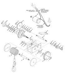 powerwinch 712 parts diagram
