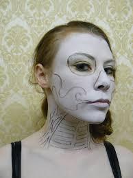 Sugar Skull Halloween Makeup Tutorial by Miller Time Halloween Makeup Tutorial U2013 Skeleton Face By Shima Mistry