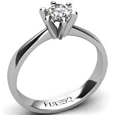 inel de logodna aur alb inele de logodna cu diamante certificate international diamante ro