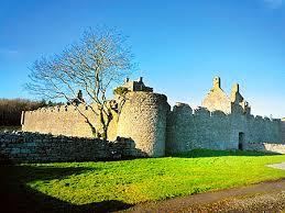 si e auto castle irische lebensart schlösser und kloster ruinen urlaubspferd