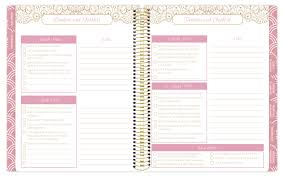 Marriage Planner Wedding Planner Gold Scallops U2013 Bloom Daily Planners