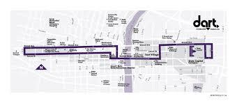 Dart Rail Map Dart Shuttles Des Moines U2013 Route 42 U2013 D Line Downtown Shuttle