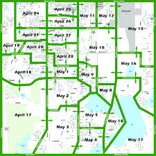 Map Of Detroit Metro Airport by Portage Spring Cleanup Program Chance To Get Rid Of Stuff April 17