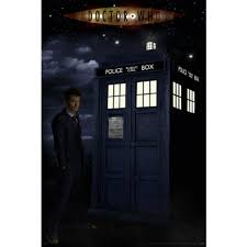 Dark Posters Doctor Who Glow In The Dark Tv Show Poster Movie Posters Usa