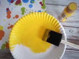 halloween paper plate craft me in the zoo paper plate children u0027s book craft