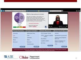 implementation begins next year according to ohio law