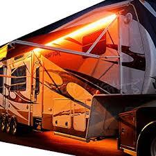 Led Awning Lights For Rv Amazon Com Boogey Lights Krv Vs Mc Bk Awning S Hi Intensity Led