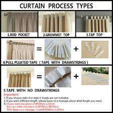 Different Drapery Pleat Styles Different Types Of Drapes Modern Kitchen Windows Modern Kitchen