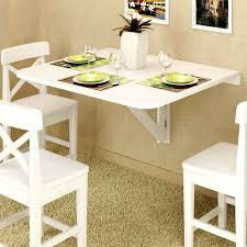 dining table appealing wall mounted dining table design