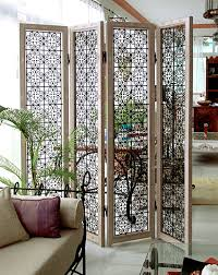wrought iron room divider room planner tri fold screen room divider short room dividers