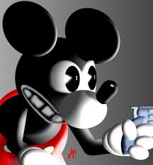 portrait mickey mouse jpoulos2561 stars portraits
