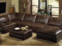 Brown Leather Sectional Sofa With Chaise Sofa 39 Sectional Sofa With Chaise Lounge Leather Sectional