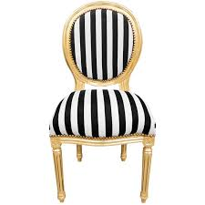 Black And White Striped Dining Chair Eichholtz Dining Chair Louis Philip Herringbone White Black