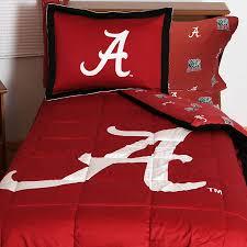 Alabama Bed Set Bedding Bed Accessories Alabama Crimson Tide Sears