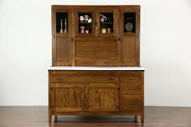 wooden kitchen pantry cupboard hoosier oak kitchen pantry cupboard roll top 1915 antique cabinet enamel top